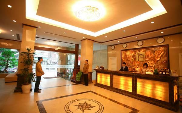 công ty quản lý và vận hành khách sạnV