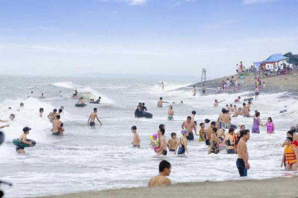 Mùa hè luôn là mùa du lịch biển