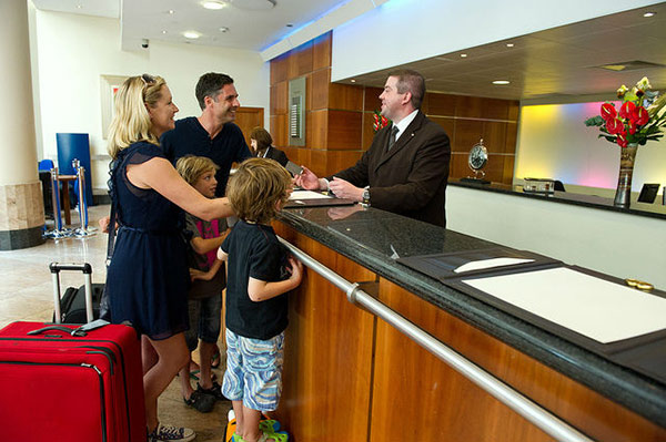 Đặt phòng dễ dàng khiến khách có thiện cảm hơn với khách sạn