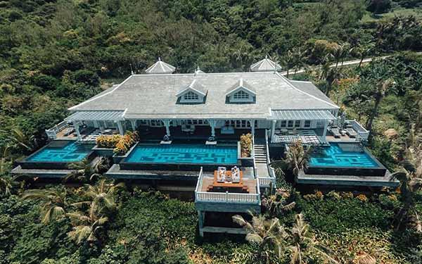 InterContinental – Resort Đà Nẵng hàng đầu được các Sao Việt lựa chọn