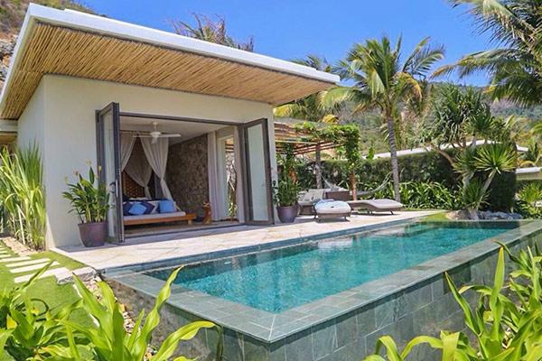 Mia Resort có giá phòng tối thiểu từ 5 triệu/đêm trở lên