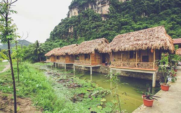 Lạc trôi giữa vẻ đẹp đất trời tại 4 resort Ninh Bình sang xịn
