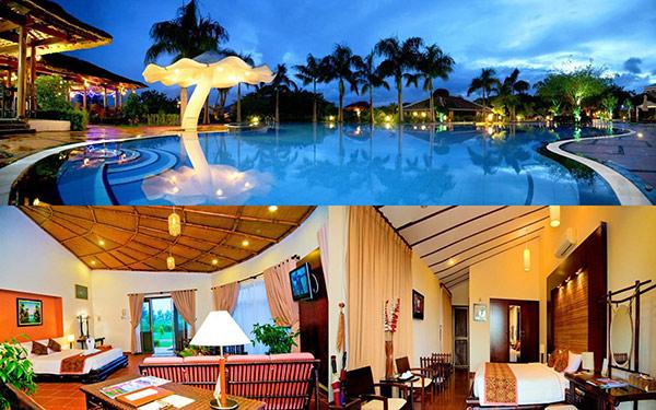 Các resort Phú Yên đẹp chất chơi cho đời sống hưởng lạc nên lưu trú