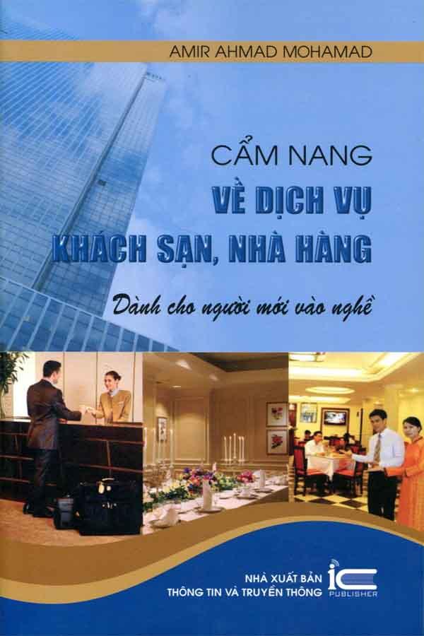 Sách quản trị kinh doanh khách sạn
