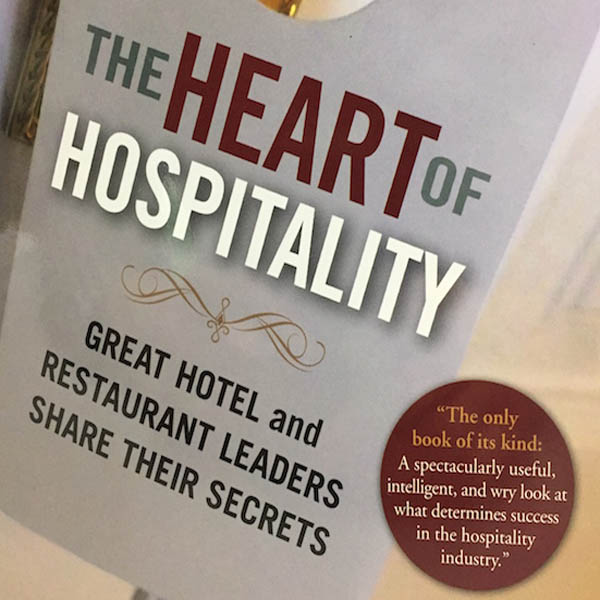 The Heart of Hospitality - Micah Solomon