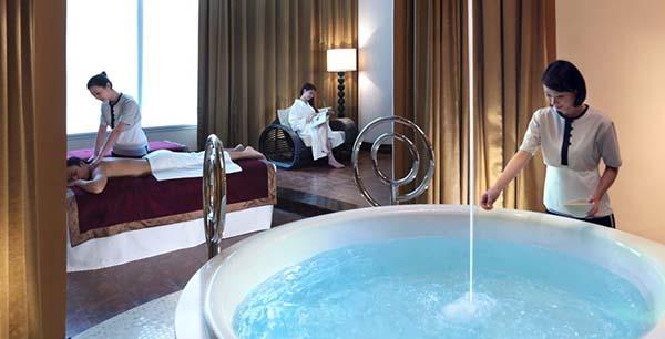 spa khách sạn
