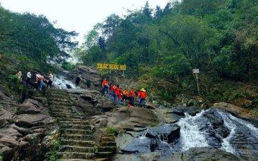 Kỳ quan thung lũng Suối Mỡ – Niềm tự hào của người Bắc Giang