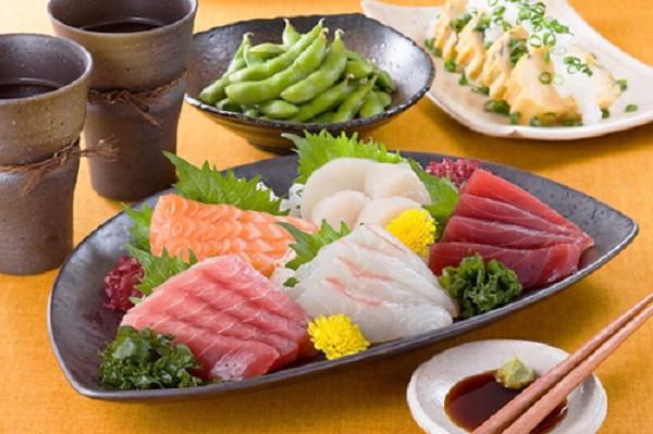 Phân biệt Sashimi và Sushi