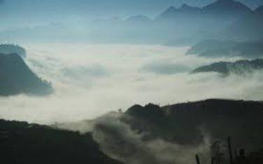Dãy núi Tả Liên Sơn: Nơi thỏa mãn những trái tim thích chinh phục