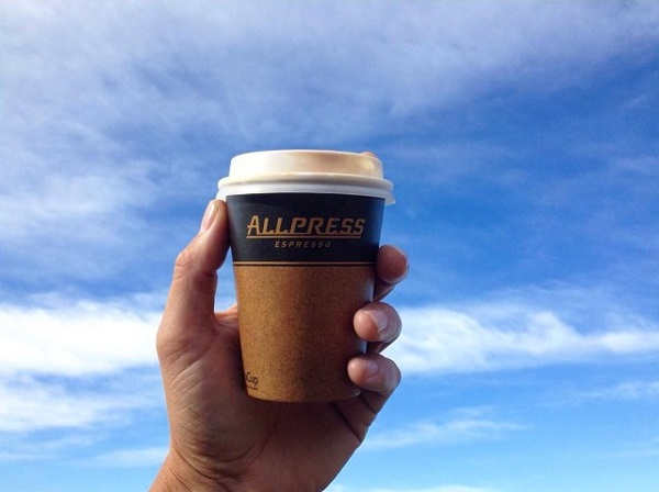 Sự tiện lợi của Café Take Away