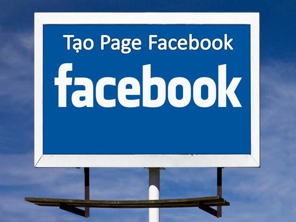 Tạo page facebook đơn giản, nhanh chóng dành cho người mới bắt đầu
