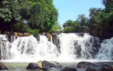 Thác Đứng Bình Phước: Kiệt tác của thiên nhiên mang đậm nét hoang sơ
