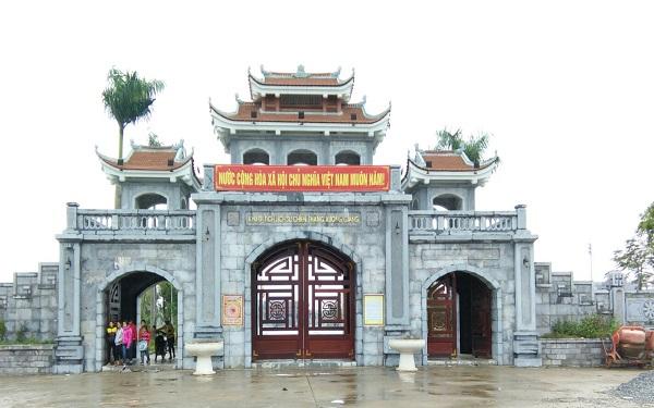 Di tích thành cổ Xương Giang: Nơi ghi dấu chiến chiến thắng quân Minh