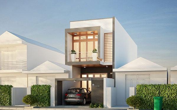 Tổng hợp các mẫu thiết kế nhà nghỉ 2 tầng đẹp chi phí thấp