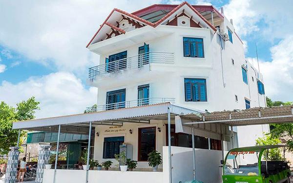 Thiết kế nhà nghỉ 3 tầng đẹp, giá rẻ, hút lộc cho chủ đầu tư