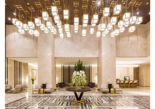 Cách thiết kế quầy lễ tân khách sạn ấn tượng