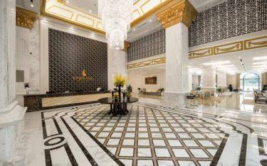 Cẩm nang thiết kế quầy lễ tân khách sạn 2-5 sao ấn tượng, thu hút