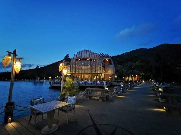 thiết kế resort biển chuẩn
