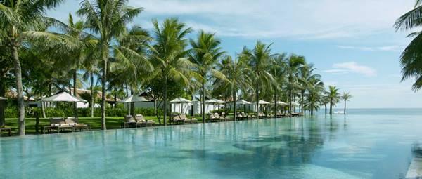 thiết kế resort biển hút khách