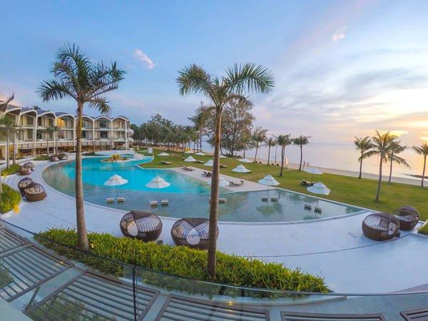 tìm hiểu thiết kế resort biển