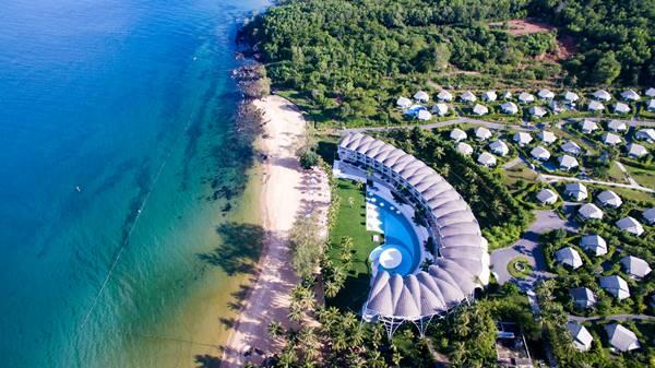 thiết kế resort biển thế nào cho đẹp