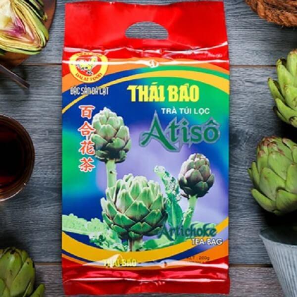 Trà túi lọc Thái Bảo được đóng gói rất chắc chắn và đảm bảo