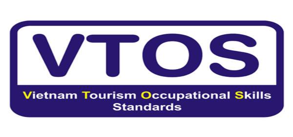 VTOS là tiêu chuẩn được sử dụng trong lĩnh vực Du lịch - Khách sạn - Nhà hàng