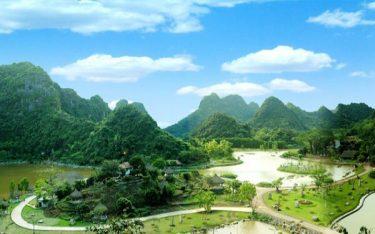 Bỏ túi kinh nghiệm du lịch khu sinh thái vườn chim Thung Nham
