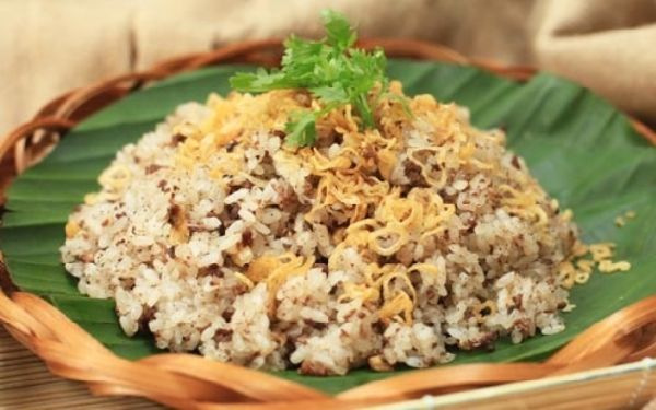 Xôi trứng kiến Ninh Bình gây nghiện từ lần ăn thử đầu tiên