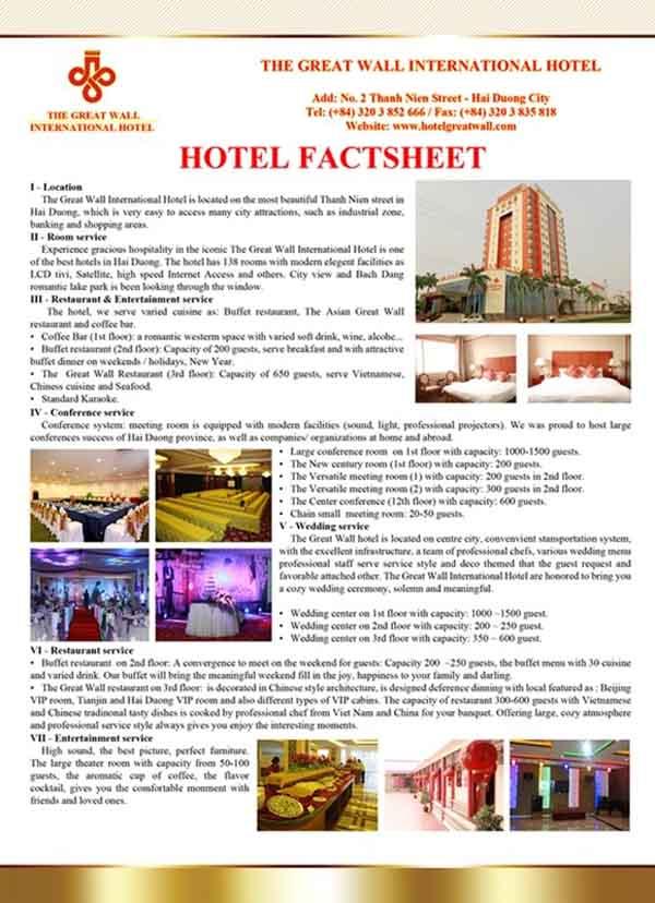 Kiến thức khách sạn