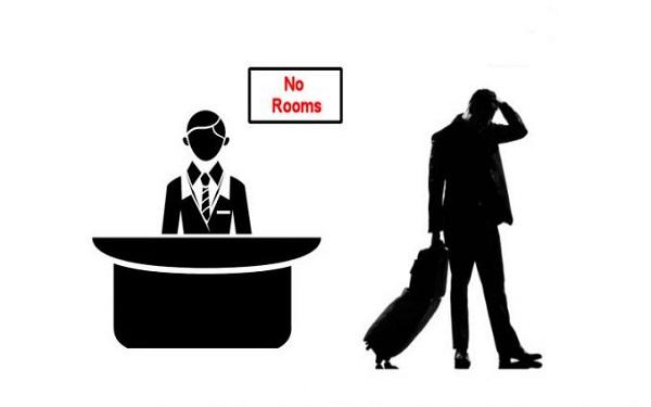 Overbooking là gì? Những điều bạn cần biết về overbooking