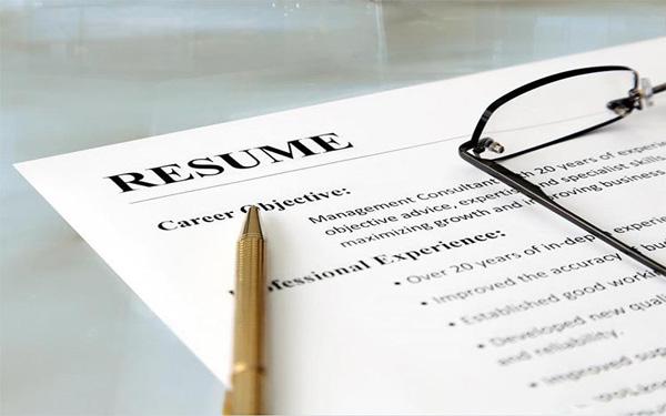 Resume là gì? Những điều cần lưu ý khi viết Resume khách sạn