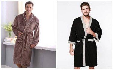 Điểm danh 4 tiêu chí chọn áo choàng tắm cho nam ít ai biết