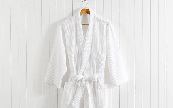 Áo choàng tắm cotton là gì? Ưu, nhược điểm  áo choàng tắm cotton