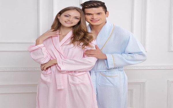 Vì sao áo choàng tắm sợi tre được nhiều khách sạn lựa chọn?
