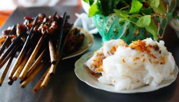 Là món ăn đặc trưng của vùng Phủ Lý Hà Nam