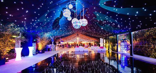 Những gala dinner được tổ chức hoành tráng