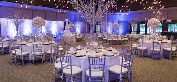 Tiệc cưới trong khách sạn được sắp xếp bởi banquet là gì?