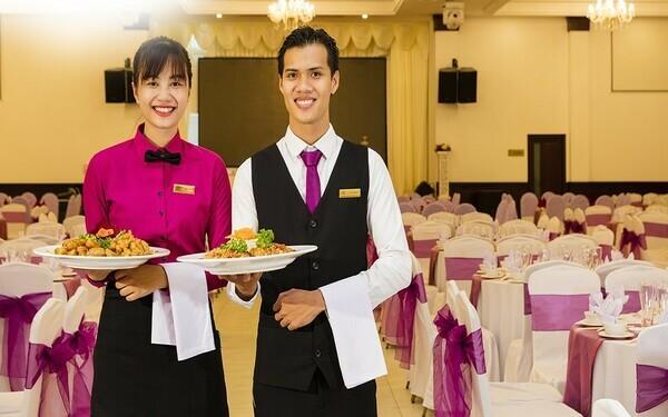 Nhân viên banquet là gì?