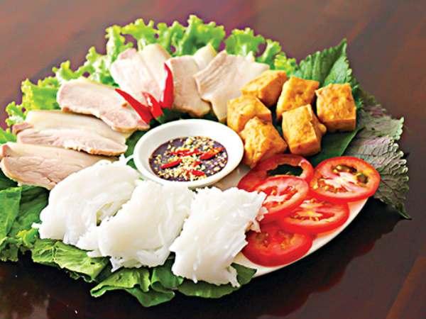 Được sử dụng làm nguyên liệu cho nhiều món ăn khác