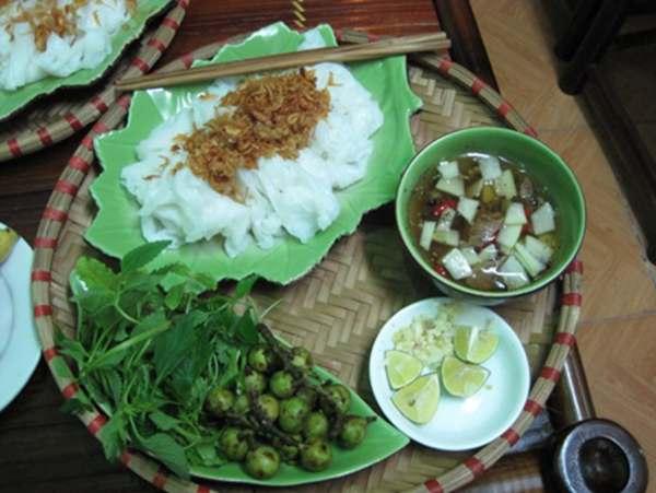 Từ Bún Tái Kênh có thể tạo nên nhiều món ăn đặc sắc
