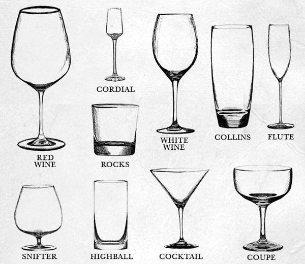 Ly uống rượu