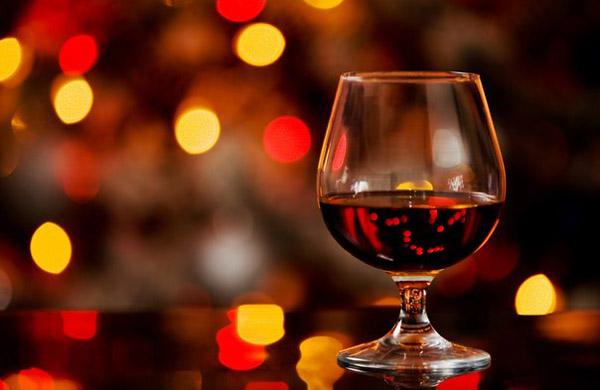 Ly uống Cognac