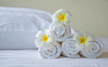 Cách giặt khăn bông khách sạn đảm bảo trắng sạch, thơm tho