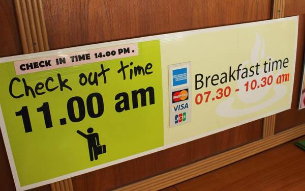 Tham khảo cách tính tiền khách sạn theo giờ phổ biến hiện nay