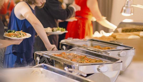 Catering Service là sự quảng bá hiệu quả nhất cho khách sạn, nhà hàng