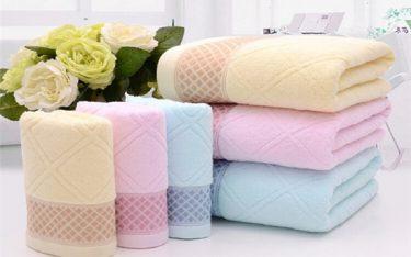 4 chất liệu khăn tắm khách sạn an toàn, bền đẹp nhất hiện nay
