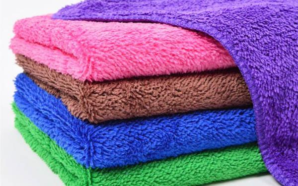 Chất liệu khăn tắm khách sạn