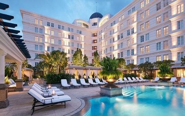 Vì sao khách sạn, resort nên chọn dịch vụ chụp ảnh kiến trúc khách sạn?