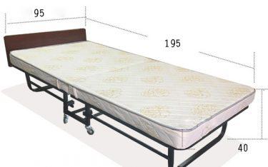 3 lưu ý cần phải biết khi chọn đệm cho giường phụ khách sạn